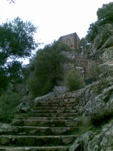 a la conquista del castillo