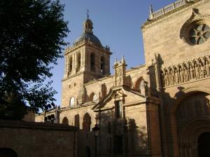 la otra parte de la iglesia