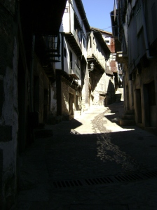 """pueblo de la casa rural """"animada"""", jeje"""