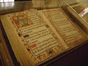 """""""Sed in lege Domini voluntas eius:..."""""""