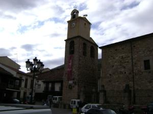 Plaza del Jerte e Iglesia