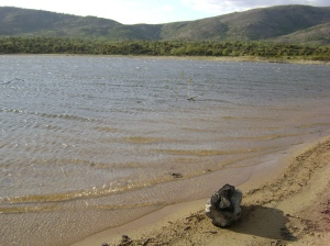 En el río Jerte