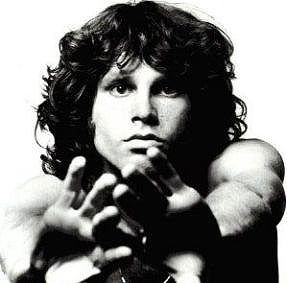 Jim Morrison, en cuya obra se inspira este Poema.