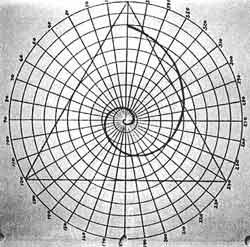 Espiral de la proporción aúrea