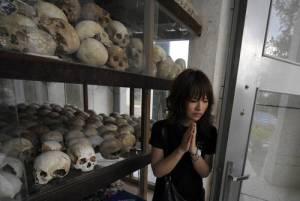 Huellas de las torturas japonesas