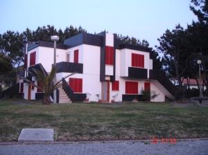 "Casa ""típica"" de playa"