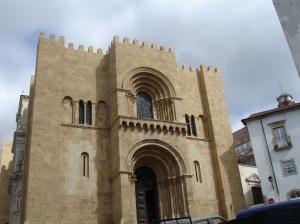 A Sé Velha (Catedral Vieja)