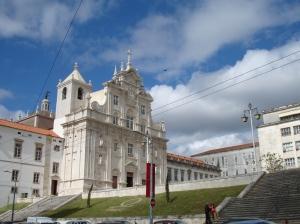 A Sé Nova (Catedral Nueva)