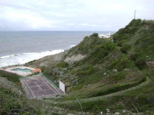 ...una casita cerca del mar...