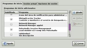 Modificar Preferencias de Inicio sesion Ubuntu