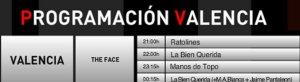 Programación 21 Junio, Día de la música Valencia