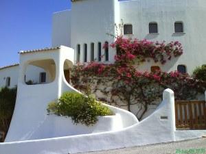 """una """"casita"""" en Troia Resort (de las muchas que había así)"""