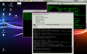 Actualizando Ubuntu 9.04 a 9.10 Karmic Koala