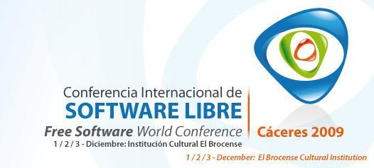 CISL Cáceres, Conferencia Internacional Software Libre Cáceres