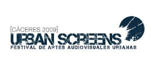 Urban Screens Cáceres 2009