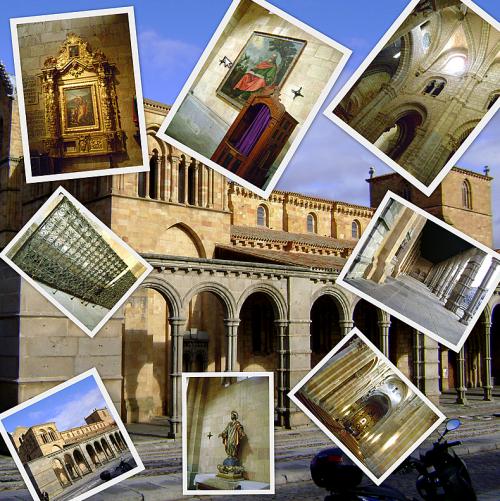 Ávila, Iglesia de San Vicente