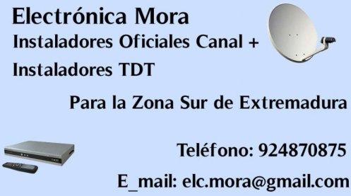 Electronica Mora